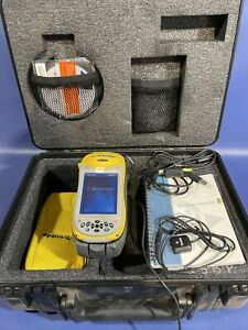 Trimble GeoXT Pocket PC 2005 Series Handheld Data Collector 60950-00 With Case