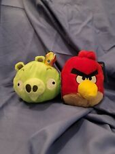 Angry Birds Plush Set Pair