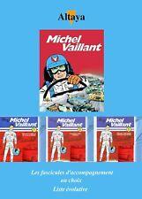  Altaya - Michel Vaillant - Fascicules d'accompagnement (au choix)