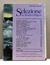 SELEZIONE DAL READER'S DIGEST - MARZO 1978