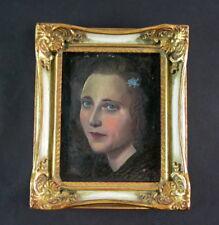 Miniatur  Portrait um 1900/20