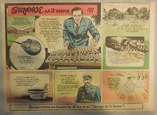 "Strange As It Seems: German Kaiser Wilhelm 2, ""Bonophone"" by Hix from 1951"