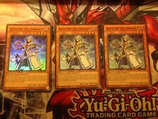 *** 3X ALEISTER THE INVOKER 3X *** MINT/NM FUEN-EN026 SUPER RARE  YUGIOH!