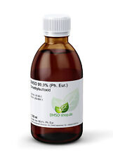 250 ml DMSO 99,9 % reinst, zertifiziert nach Ph. Eur. - Dimethylsulfoxid