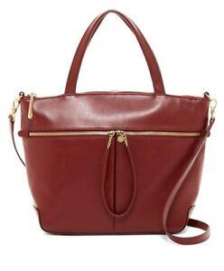 Hobo - Perfect Union - Convertible Tote Bag - Wine Color