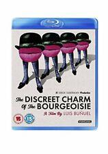 The Discreet Charm of the Bourgeoisie (1972) [Blu-ray] [DVD][Region 2]