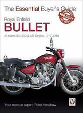 Royal Enfield Bullet: All Indian Models by Peter Henshaw (Paperback, 2016)