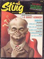 Sting Apri l1985 john Brennan, Joe Sylvester  022017NONDBE