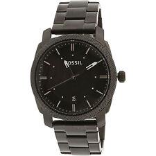 Fossil Men's FS4775 Machine Black Stainless Steel Watch