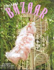 Harper's Bazaar magazine Emilia Clarke Grace Elisabeth Sophie Hannah Fashion