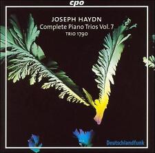 Haydn: Complete Piano Trios, Vol. 7, New Music
