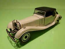 RIO BUGATTI ROYALE 41 1927 -  BROKEN WHITE 1:43 - VERY GOOD CONDITION