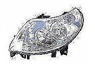 CITROEN RELAY BOXER DUCATO 2006 - 2010 HEADLAMP RIGHT DRIVER SIDE NEW 1369495080