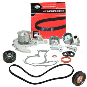 Timing Belt Kit+HAT+WP+Drive Belt+P For Holden Rodeo RA TF 6VD1 3.2L 6VE1 3.5L