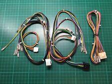 Cable Panel 2 Joueurs Complet Sega Blast City Borne Arcade Jamma Control Panel