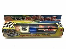 Vintage Mattel 1980 Remote Control Hydro-Racer Speed Boat In Original Box