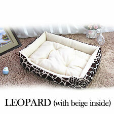 Unbranded Cotton Waterproof Dog Beds