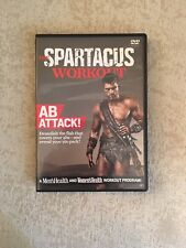 Spartacus Workout Ab Attack DVD by Men's and Women's Health