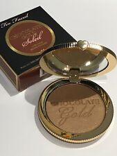 Too Faced Soleil Bronzer - Chocolate Gold 8g BNWB Authentic
