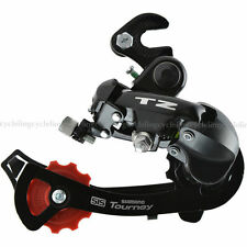 SHIMANO Tourney RD-TZ50 Rear Derailleur 6/7-speed Hanger Mount Long Cage