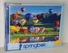 Springbok Balloon Bonanza 350 Big Pieces Jigsaw Puzzle