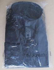 New Blackberry's Men's Slim Fit Black Dress Shirt Long Sleeves 100% Cotton Sz L