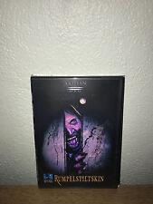 Rumpelstiltskin (DVD, 1995) Horror Film - Rare - Sealed - Artisan
