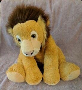 "Toys R Us TRU Lion Cat Large Plush 15"" 2015 Stuffed Animal"