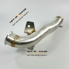Turbo Exhaust Downpipe For Mini Cooper S Clubman S Cabrio S R55 R56 R58 R59 1.6L