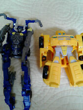 Hasbro Transformers Lot of 2 Action Figures