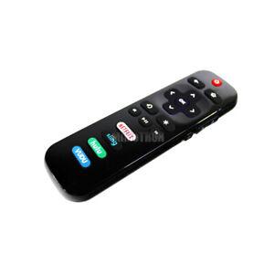 Generic TCL RC280 TV Remote w/Built-in Shortcuts - HULU Netflix VUDU SLING