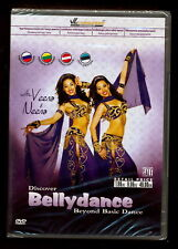 Bellydance Beyond Basic Dance DVD Language: English, Russian, Lithuanian