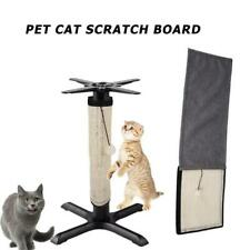 Cat Scratching Board Furniture Protector Pad Sisal Scratcher Mat Grinding Claws