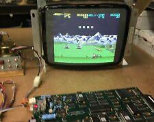 Silkworm Jamma Arcade Circuit Board, PCB, Works, Tecmo 1988, Silk Worm Boardset