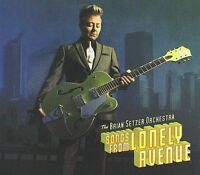 Brian Setzer Orchestra : Songs from Lonely Avenue CD