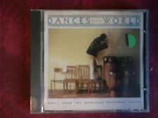 DANCES OF THE WORLD. MUSIC FROM NONESUCH EXPLORER. CD.