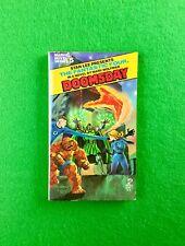 Marvel Novel Series #5 (1979): Fantastic Four:  Doomsday!