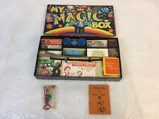 VINTAGE 1950s PETER PAN MY MAGIC BOX SET TOY RARE