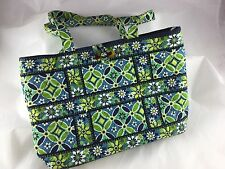 Vera Bradley Medium Bag with Toggle Closure, EUC