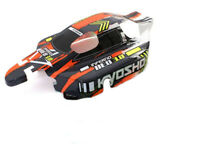 KYOSHO INFERNO NEO 3.0 Body Shell Orange and Black IFB114OR-  New Genuine Part