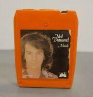 Neil Diamond - Moods - 8 Track Tape - UNI - Vintage