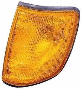 FITS FOR 1986 - 1993 MERCEDES BENZ E CLASS PARK SIGNAL LIGHT LEFT DRIVER SIDE