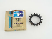 Dura Ace 10 Pitch Track Cog 14T Shimano Fits 10 Hub Only 14 Pista Bike C NOS
