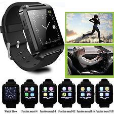 Bluetooth Wrist Smart Watch For Samsung Galaxy S8 S7 Edge S6 Note 5 4 3 J7 J5 J3