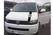 VW BONNET STRIPE Transporter Camper Van Caravelle Graphic Decals Stickers T4 T5