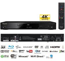Pioneer BDP-180 Black Smart 3D Blu-ray Player Multi Region DVD Playback