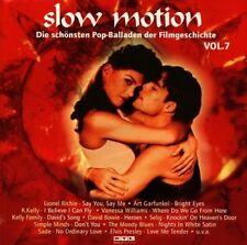 Slow Motion 7-Die schönsten Pop-Balladen der Filmgeschichte R. Kelly, Lio.. [CD]