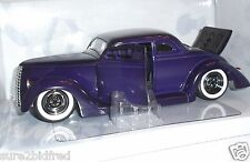 WEST COAST CHOPPERS 1930's Custom Ford Coupe Die-Cast MINT Boxed 1:24