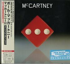 PAUL MCCARTNEY-MCCARTNEY III-JAPAN CD+BOOK F56