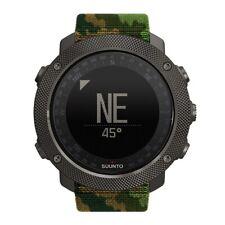 Suunto Traverse Alpha Stealth GPS GLONASS Fishing Hunting Wrist Watch Woodland